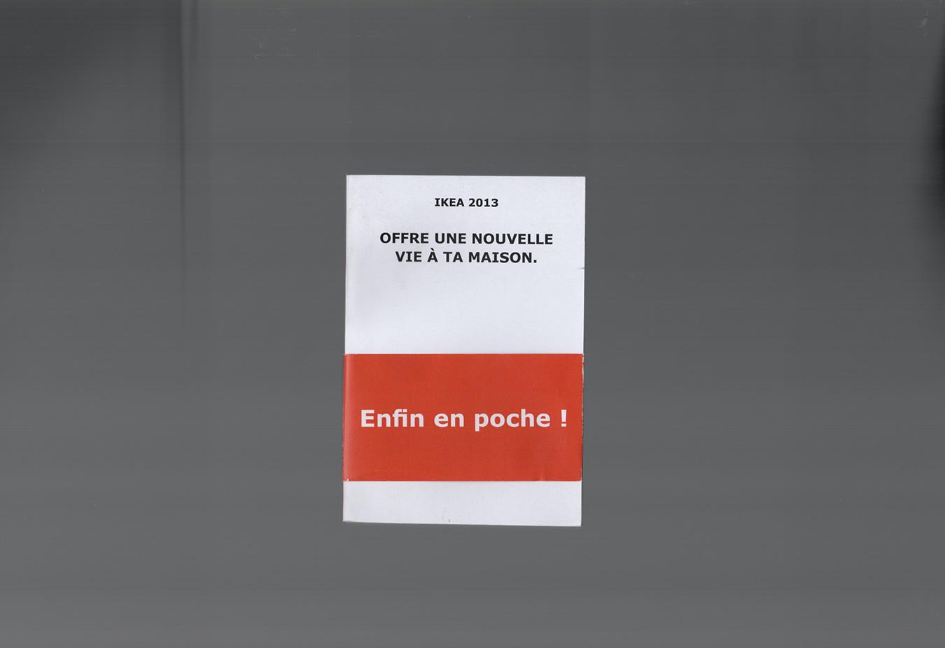 Ikea poche   Anna Lejemmetel   livre