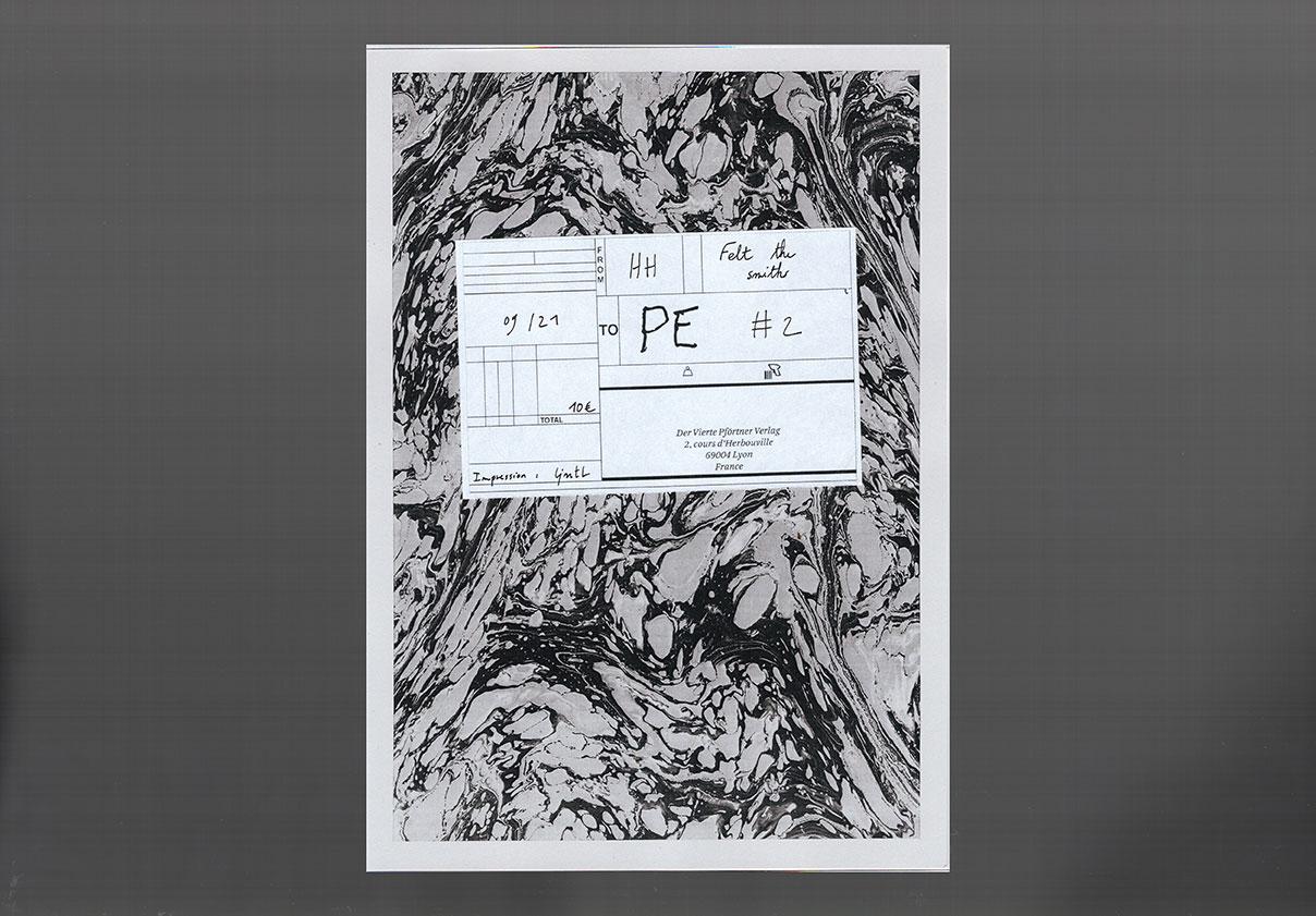 PE #1 | Hendrik Hegray | Revue